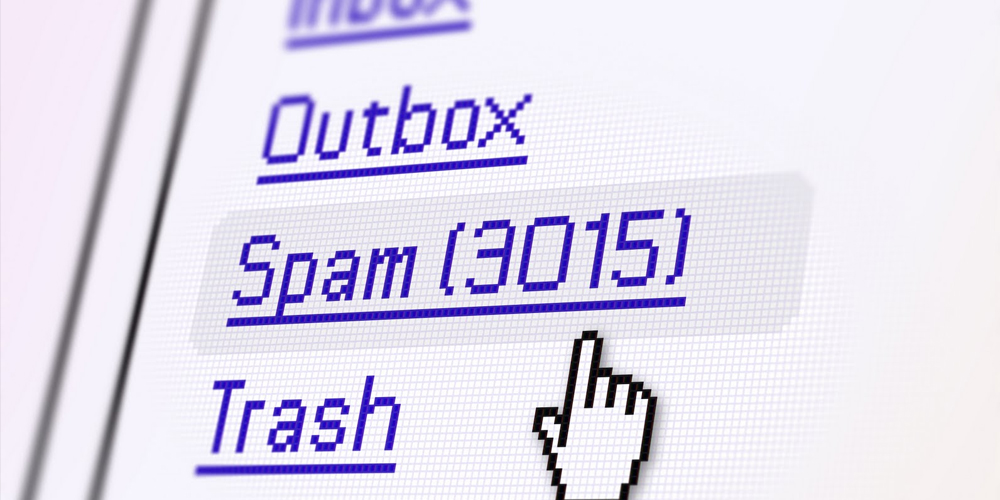 Tip of the Week: How to Avoid Spam Emails
