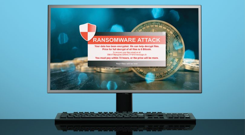 Separate ransomware attacks hit Ukraine and Canada